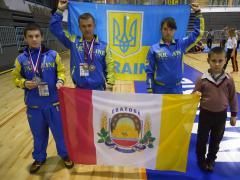 Луганські спортсмени вибороли три медалі на чемпіонаті світу з карате