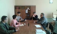 У Луганській області буде створено координаційну карту для постраждалих унаслідок проведення бойових дій