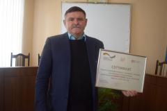 Сєвєродонецька громада здобула звання Energy Expert