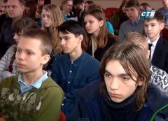 У Сєвєродонецьку показали фільм про героїв Крутів