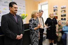 В Северодонецке открылся Кризисный медиа центр «Северский Донец»