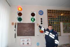 Державтоінспекція Сєвєродонецька взяла участь у проведенні міського конкурсу санітарних постів