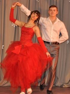 В Северодонецком училище прошел шоу-конкурс «Мисс ВПУ №92»