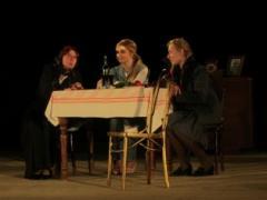 27 травня - прем'єра вистави «Наша кухня» за п'єсою Асі Котляр