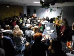 В Коворкинг-центре FreeUA прошел творческий вечер «Привет, весна!»