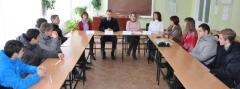 В СХМТ в рамках акции «16 дней против насилия» прошел «круглый стол»