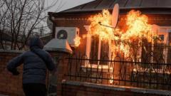 В Харьковской области жгли дома милиционеров - не дождались правосудия