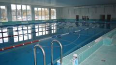 Новый бассейн в Кременной уже чистит робот