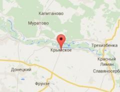 Точка на карте: поселок Крымское сегодня