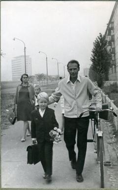 Велосипед. История одной фотографии