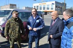 Асоціація «Виробники ліків України» передала Луганщині 20 тонн лікарських препаратів