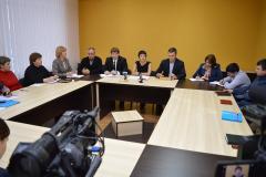 В облдержадміністрації обговорили питання дітей у Луганській області