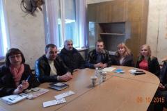 У Лисичанську організації, які надають безоплатну правову допомогу, підписали меморандум