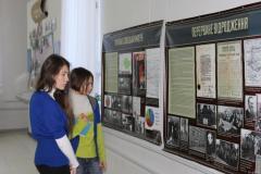 В Лисичанске открылась выставка «Голодомор 1932-1933 годов — геноцид украинского народа»