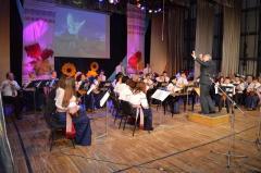 У Сєвєродонецьку пройшов етап обласного фестивалю-конкурсу «Луганщина – світанок України»