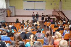 У Сєвєродонецьку школярі вчилися робити маки пам'яті