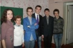 Пройшов другий етап Всеукраїнського конкурсу-захисту МАН