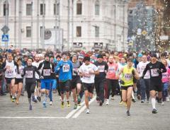 Приглашаем всех желающих принять участие в I благотворительном мини-марафоне «Искра добра»