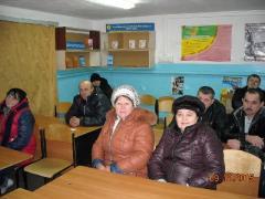 Дискусія безробітних громадян з спеціалістами Марківського районного центру зайнятості