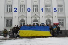 Марш патриотов прошел в Северодонецке