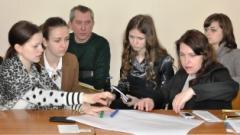 В помещении СИ МАУП прошла встреча по обмену опытом «Волонтерство в современных условиях»