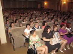 В Сєвєродонецьку привітали медичних працівників із професійним святом