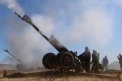 По Станице Луганской, Трехизбенке и Крымскому ночью стреляли боевики «ЛНР»