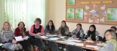 У методичному кабінеті ДНЗ «Сєвєродонецьке ВПУ» відбулося засідання педагогічної творчої майстерності