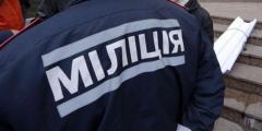 В Лисичанске ограбили церковь