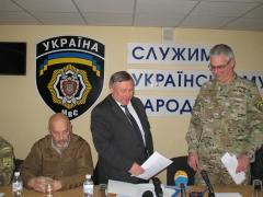 У Луганській області представили нового начальника обласної міліції
