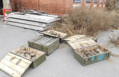 Співробітники Сватівського райвідділу міліції виявили протитанкові міни