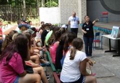 В Луганской области 1500 детей обучат минной безопасности