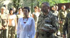 У Сєвєродонецьку пройшли молебні за Україну