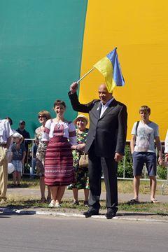 Москаль: «Луганщина – це Україна! А різного роду «новоросія» та «лнр» будуть зметені з лиця землі»