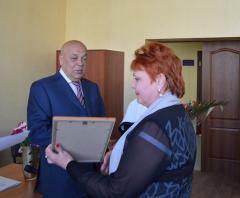 Москаль вручив почесні грамоти медсестрам Луганщини