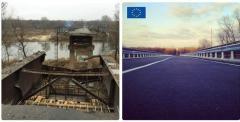 Мост через Северский Донец признан лучшим проектом ЕС за границей