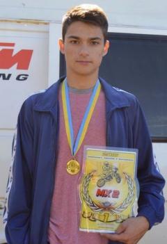 Северодонецкий гонщик победил на Чемпионате Украины 2016