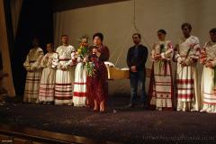 На запрошення Геннадія Москаля у Сєвєродонецьку, Сватовому та Кремінній виступив Івано-Франківський театр