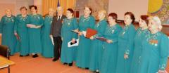 В этом году клуб ветеранов «Надвечір'я» отметил свое 15-летие