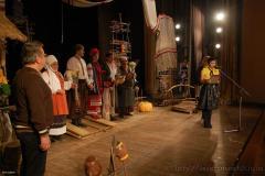 В Северодонецке и Рубежном выступил Львовский театр