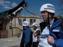 Александр Хуг: Боевики в Донбассе намеренно обстреливают наблюдателей ОБСЕ