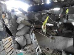 КПВВ «Станиця Луганська» призупиняв свою роботу через обстріли