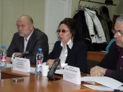 Обговорення проекту Регіональної цільової програми «Залучення інвестицій, розвитку та підтримки малого і середнього підприємництва в Луганській області на 2016-2017 роки»