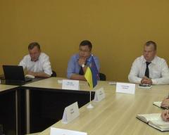 Відбулася робоча зустріч керівництва Луганської обласної державної адміністрації з представниками Проекту ПРООН «Економічне і соціальне відновлення Донбасу»