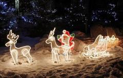 Конкурс на краще новорічно-різдвяне оздоблення територій і/або будівель