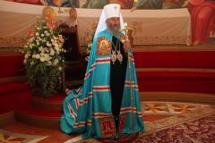 Состоится визит Блаженнейшего митрополита Киевского и всея Украины Онуфрия в Северодонецк