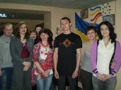 У Лисичанську святкували всесвітній день вишиванки