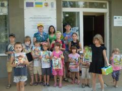 В Лисичанську проведені профорієнтаційні заходи для дітей-сиріт