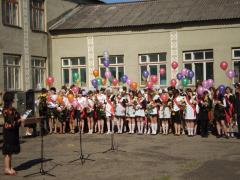 27 травня відбулося свято останнього дзвоника в загальноосвітніх школах Новопсковського району.