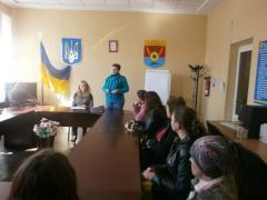 Міні-ярмарок вакансій» відбувся в Новоайдарі